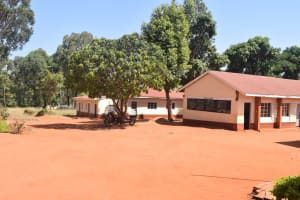 The Water Project: Ndoo Secondary School -  School Compound