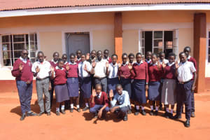 The Water Project: Ndoo Secondary School -  Students