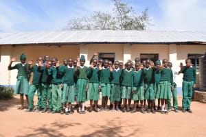 The Water Project: Kitooni Primary School -  Students