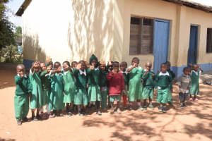The Water Project: Kitooni Primary School -  Pre K Students