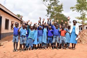 The Water Project: Muunguu Primary School -  Hi