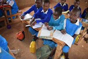 The Water Project: Muunguu Primary School -  In Class