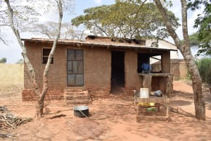 The Water Project: Muunguu Primary School -  Kitchen