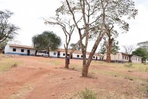 The Water Project: Muunguu Primary School -  School Compound