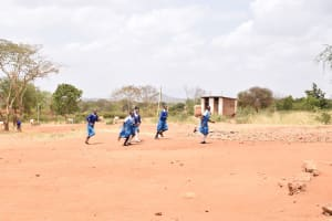 The Water Project: Muunguu Primary School -  Students Playing