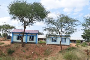 The Water Project: AIC Mbau Secondary School -  School Compound