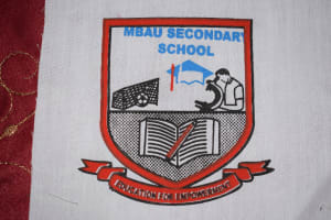 The Water Project: AIC Mbau Secondary School -  School Crest