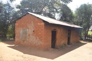 The Water Project: Kyaani Primary School -  Kitchen