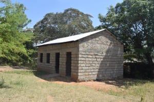 The Water Project: Kyaani Primary School -  School Building