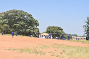 The Water Project: Kyaani Primary School -  Students Playing