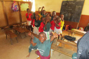 The Water Project: Tulun Community, Hope Assembly of God School and Church -  Students In School