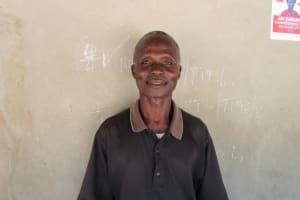 The Water Project: Mathem Community -  Abu Sesay