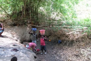 The Water Project: Mathem Community -  Carrying Water Home