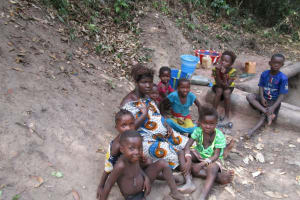 The Water Project: Mathem Community -  Family