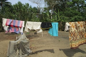 The Water Project: Mathem Community -  Clothesline