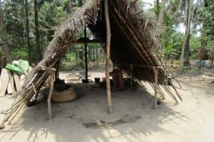 The Water Project: Mathem Community -  Kitchen