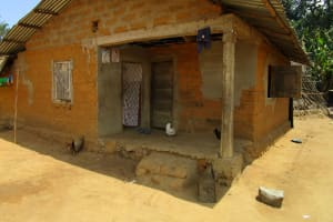 The Water Project: Roloko Community -  Household Compound