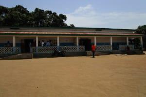 The Water Project: PC Bai Shebora Gbereh III Primary School -  School Compound