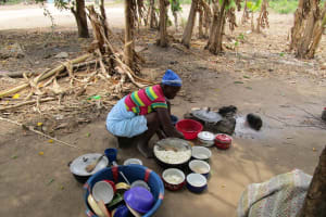 The Water Project: Mabendo Community, Mosque -  Preparing A Meal