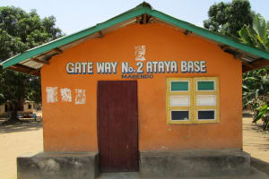 The Water Project: Mabendo Community, Mosque -  Ataya Base