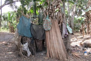 The Water Project: Mabendo Community, Mosque -  Bathshelter