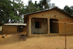 The Water Project: Mabendo Community, Mosque -  Household Compound