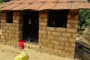 The Water Project: Mabendo Community, Mosque -  Kitchen