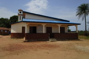 The Water Project: Mabendo Community, Mosque -  Mosque