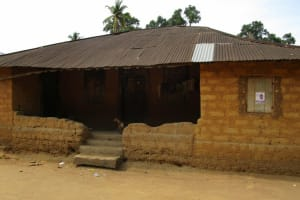 The Water Project: Mabendo Community -  Household Compound