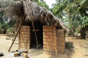 The Water Project: Mabendo Community -  Kitchen