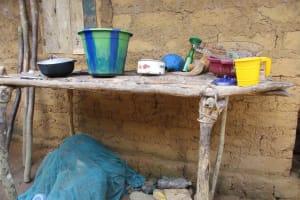 The Water Project: DEC Mathem Primary School -  Community Dish Rack