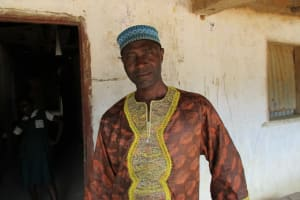 The Water Project: Mapitheri, Port Loko Road -  Pa Alimamy Conteh