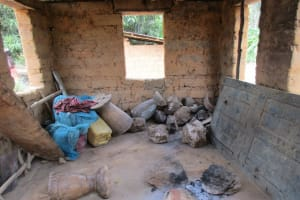 The Water Project: Mapitheri, Port Loko Road -  Inside Kitchen