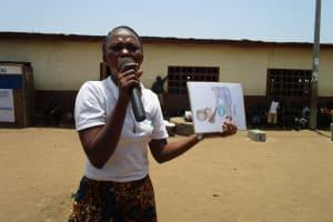 The Water Project: Kasongha Community, 3A Nahim Drive -  Hygiene Training Facilitator