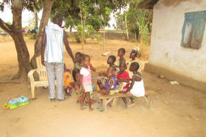 The Water Project: Royema MCA School and Community -  Community Activities