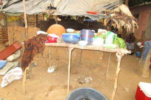 The Water Project: Royema MCA School and Community -  Dish Racks