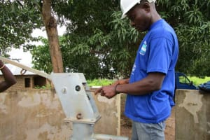 The Water Project: Royema MCA School and Community -  Main Water Source