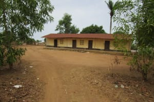 The Water Project: Royema MCA School and Community -  School Compound