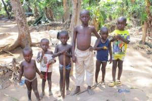The Water Project: Mondor Community -  Children