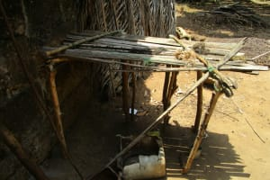 The Water Project: Mondor Community -  Dish Drying Rack