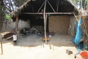 The Water Project: Mondor Community -  Kitchen
