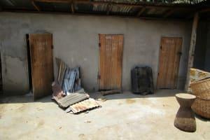 The Water Project: Mondor Community -  Latrine