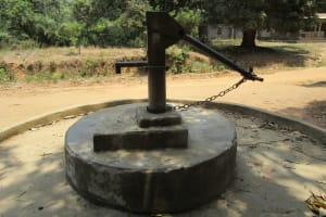 The Water Project: Mondor Community -  Well In Need Of Rehab