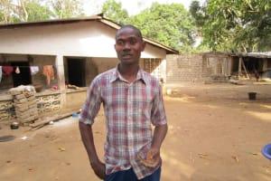 The Water Project: Pewullay Church of God Primary School -  Saimah Kamara