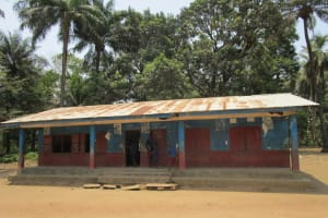 The Water Project: Pewullay Church of God Primary School -  School Building