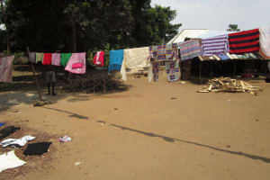 The Water Project: United Brethren Academy Secondary School -  Clothesline
