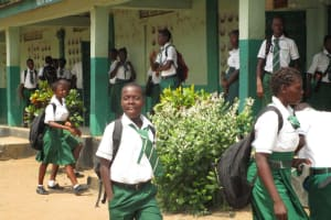 The Water Project: United Brethren Academy Secondary School -  Kids At School