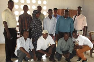 The Water Project: United Brethren Academy Secondary School -  School Staff