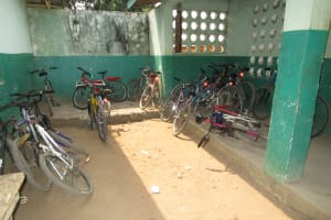 The Water Project: United Brethren Academy Secondary School -  Student Bicycles