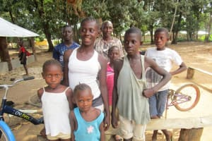 The Water Project: Modia Community, 63 Spur Road -  Community Kids
